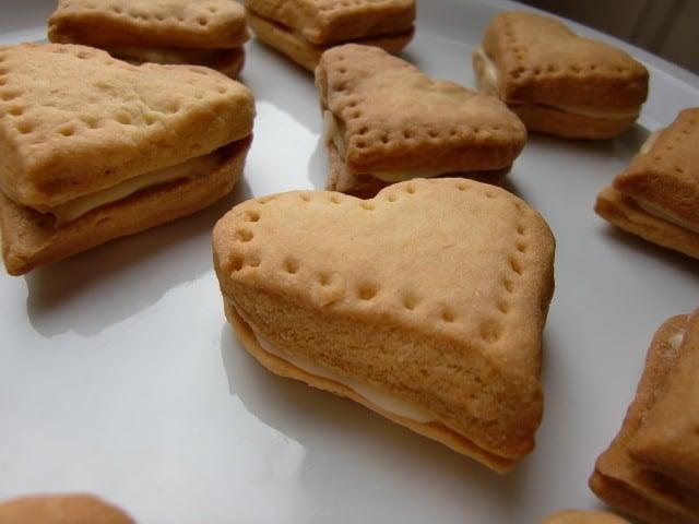Herz-Keks