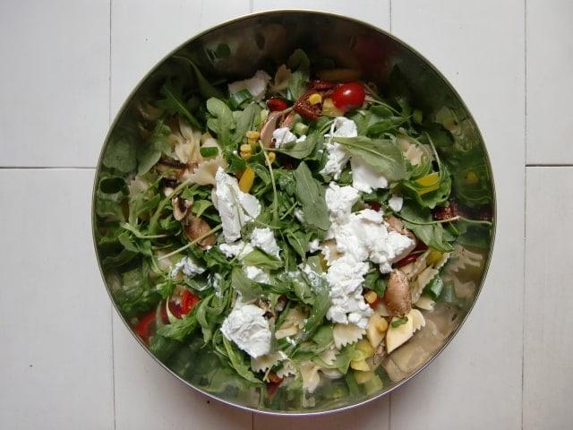 SalatmitFeta