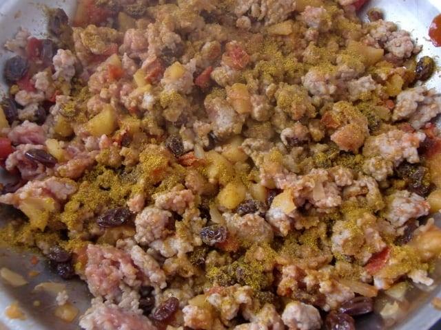 Currydrauf