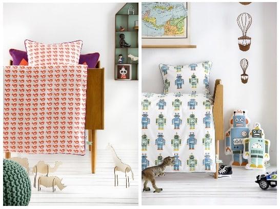Bettwasche Fur Kinderzimmer ~ Ferm living kinderzimmer bilder ein fur