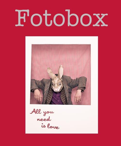 Eine Fotobox Photo Booth Idee Für Hochzeiten Und Andere Feste