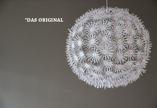 do it yourself pimp deine maskros lampe von ikea sonst pimpt sie dich irgendwann ohhh mhhh. Black Bedroom Furniture Sets. Home Design Ideas