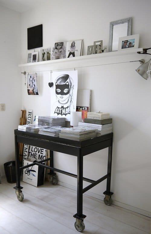 sechs schnelle schicke wohn inspirationen in schwarzwei yeah ohhh mhhh. Black Bedroom Furniture Sets. Home Design Ideas