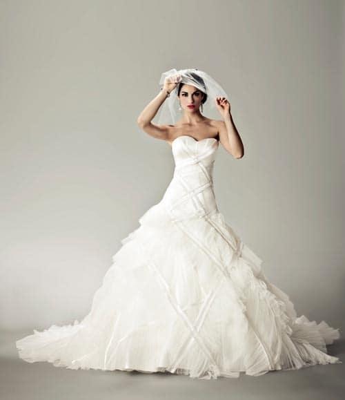 Brautkleid zu gewinnen!