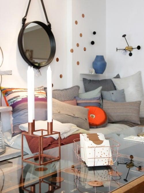 mein kupfer konfetti gibt es jetzt auch bei minimarkt zu. Black Bedroom Furniture Sets. Home Design Ideas