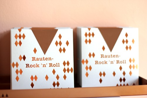 Rauten RocknRoll bei Lys Vintage