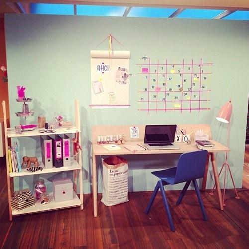 ordnung und viele h bsche ideen f rs arbeitszimmer oder so war es am mittwoch live bei mein. Black Bedroom Furniture Sets. Home Design Ideas