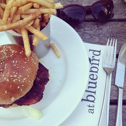 Burger London OhhhMhhh