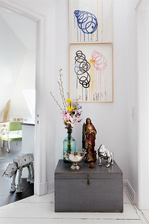 """""""Wie eine Wohnung ein Zuhause wird"""" Bild 3"""