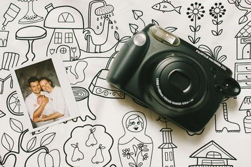 Polaroidkamera OhhhMhhh