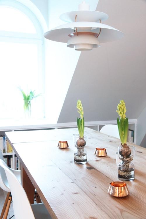 hyazinthen in h bschen glasvasen die es schon wieder zu so einem sensationellen preis gibt. Black Bedroom Furniture Sets. Home Design Ideas