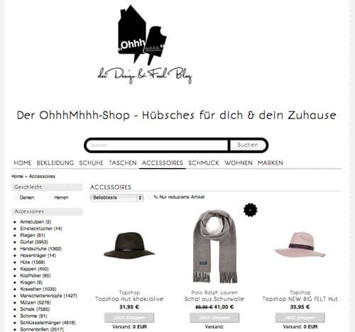 Ohhh Mhhh Shop