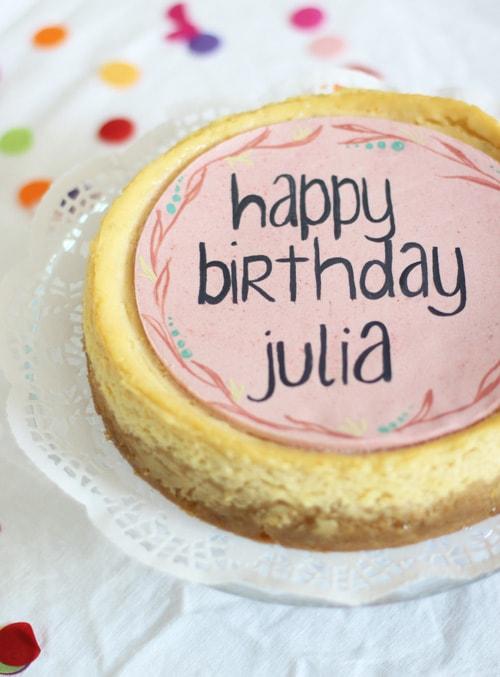 Julias Kuchen