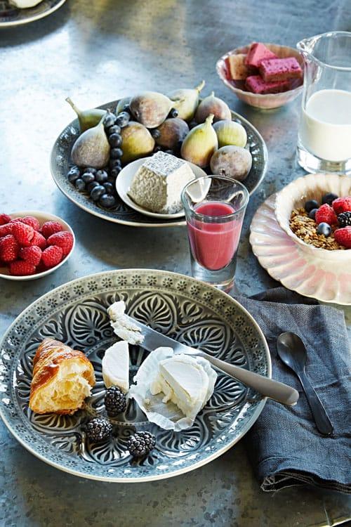 Herzlich Willkommen Stefanie Luxat Frühstück
