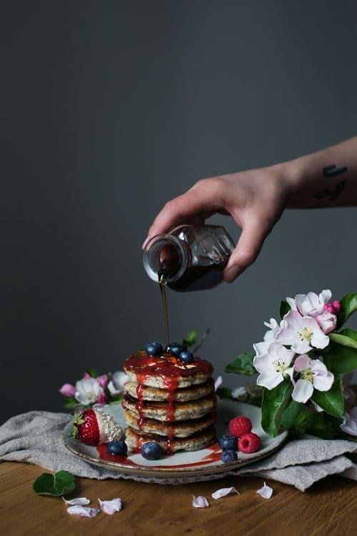 Herzlich Willkommen Stefanie Luxat Pancakes
