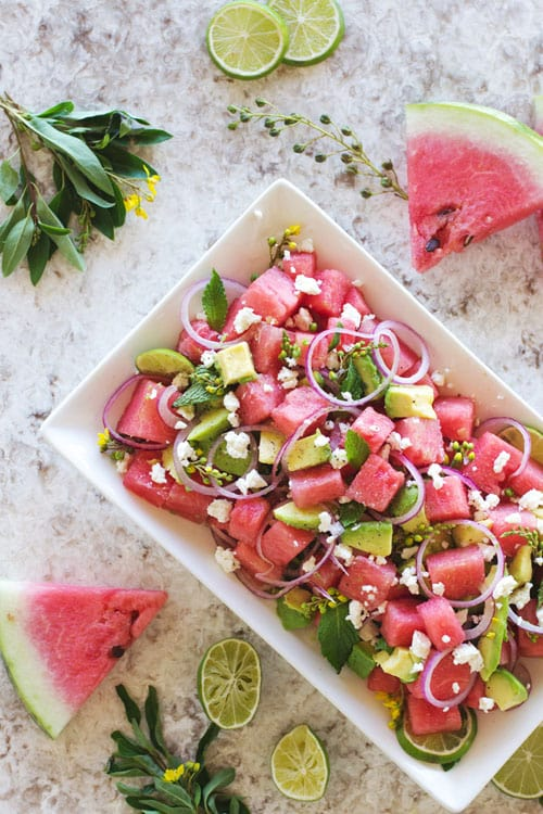 watermelon-avocado-salad-foolproof-living