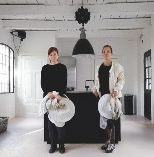 Ann und Julia Böning