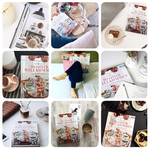 Instagram Herzlich Willkommen
