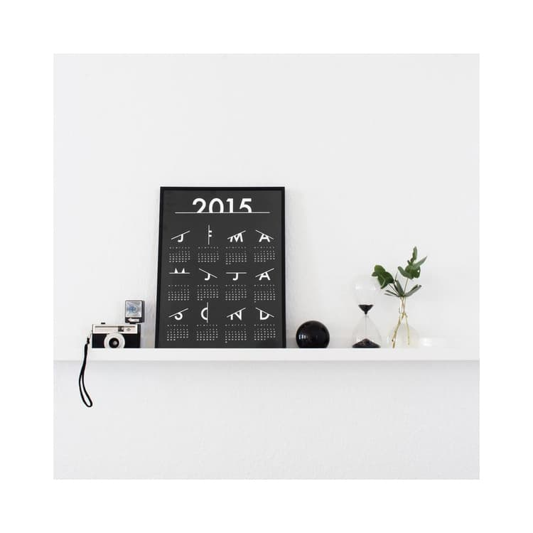 Coco Lapine Design Scratched Kalender Ohhh Mhhh