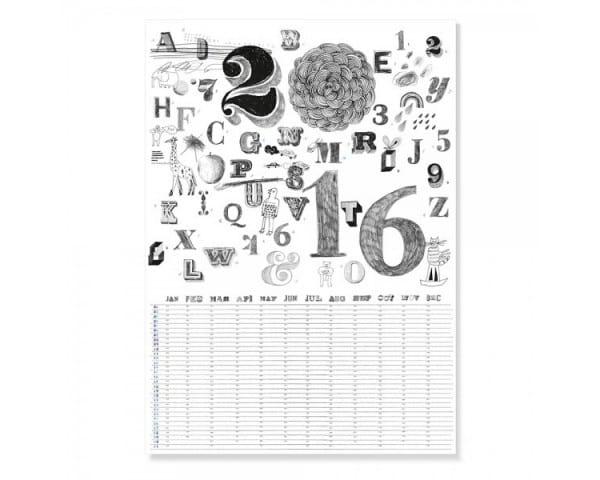 Kalender Type Hype