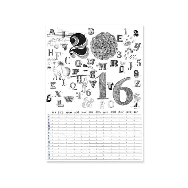 Jahreskalender Von Type Hype Ohhh Mhhh
