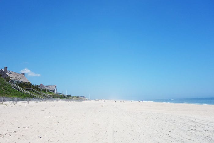 Hamptons-Strand 700