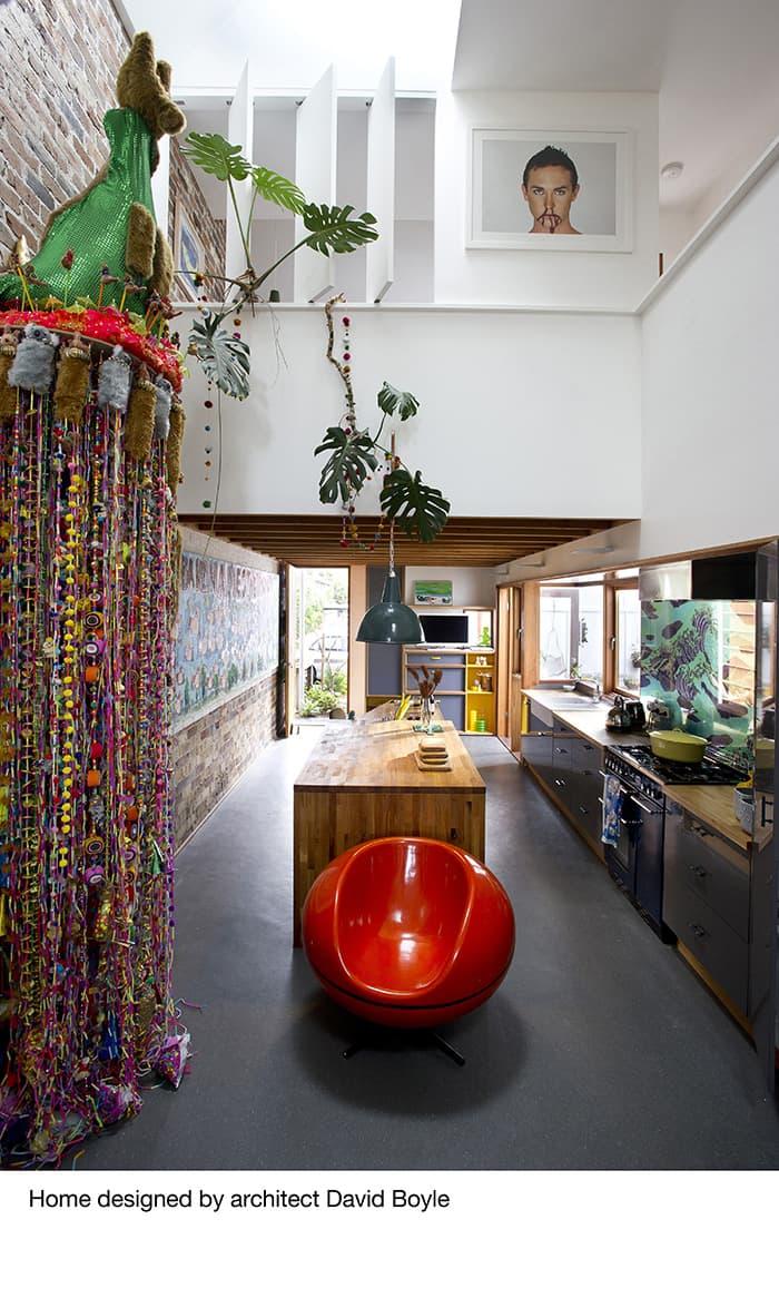 Sydney ID795 (TV Executive producer) Home designed by architect David Boyle 2