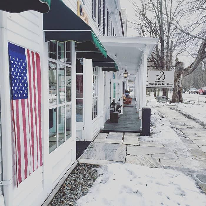 Vermont-Ort