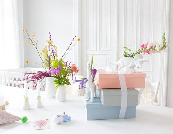 Tisch Geschenke Blog