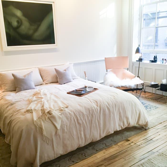 Apartment Bett