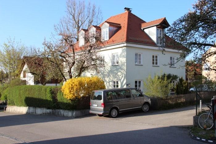 Haus Schwaben
