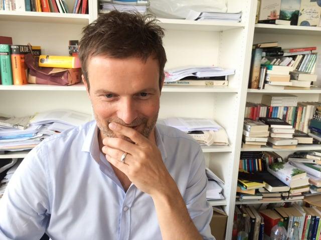 Andreas Paschedag Berlin Verlag OhhhMhhh Schreibtisch