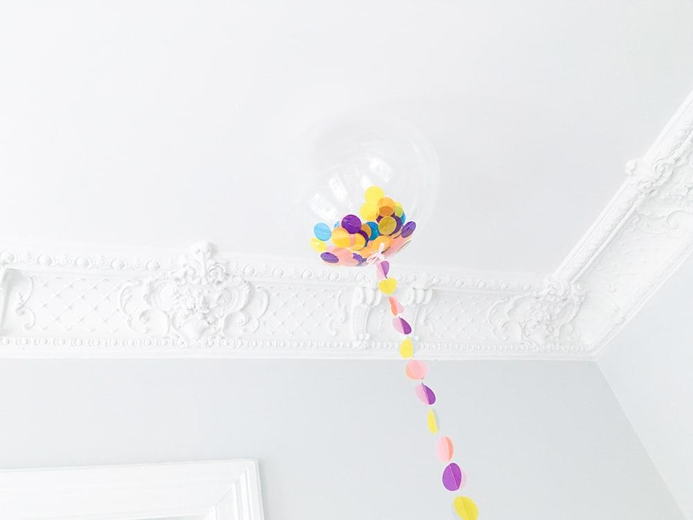 Blogbeitrag Geburtstag Luftballon