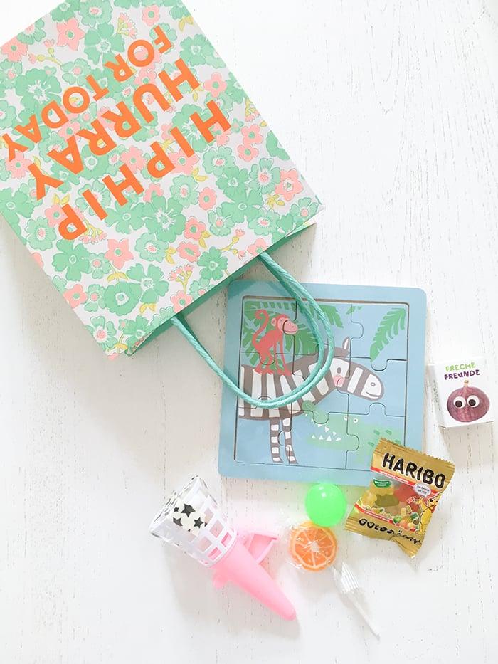 Geschenktuete Blogpost