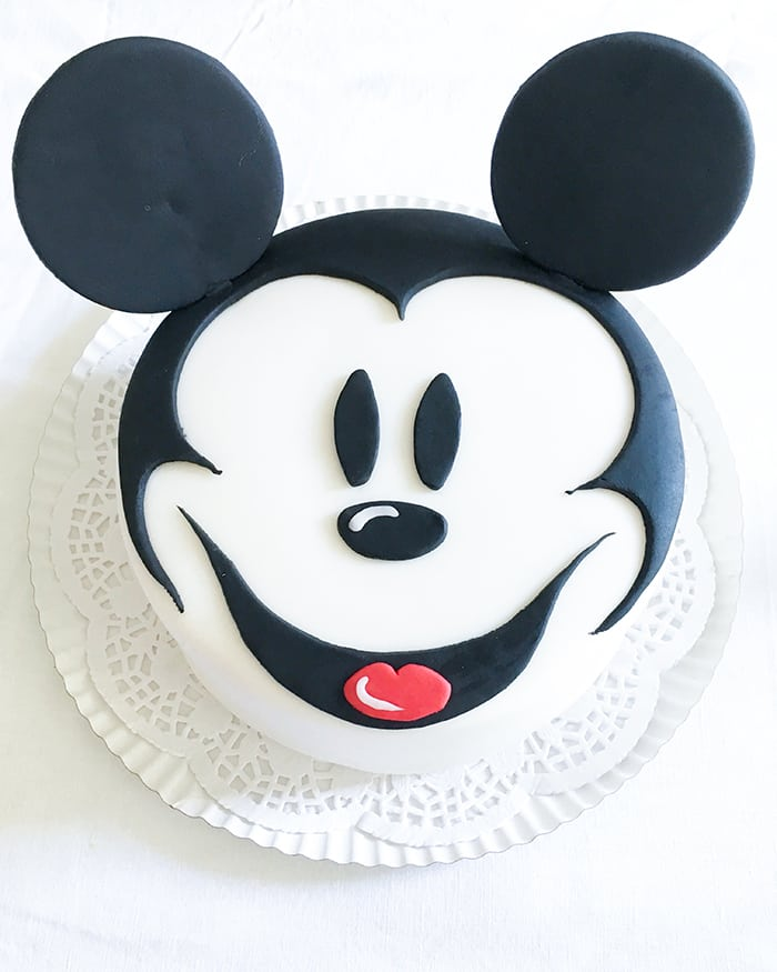 Mickey Mouse Blogpost