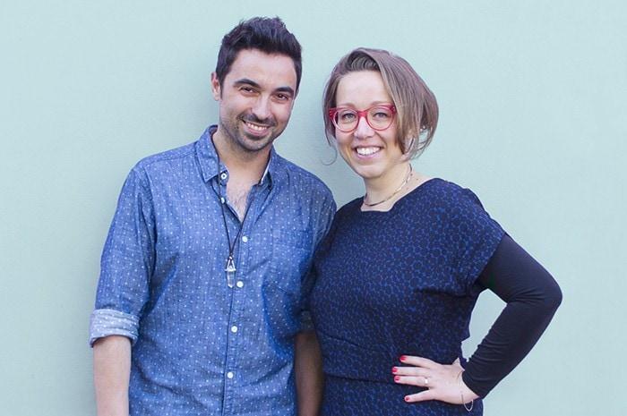 Portrait Igor und Judith