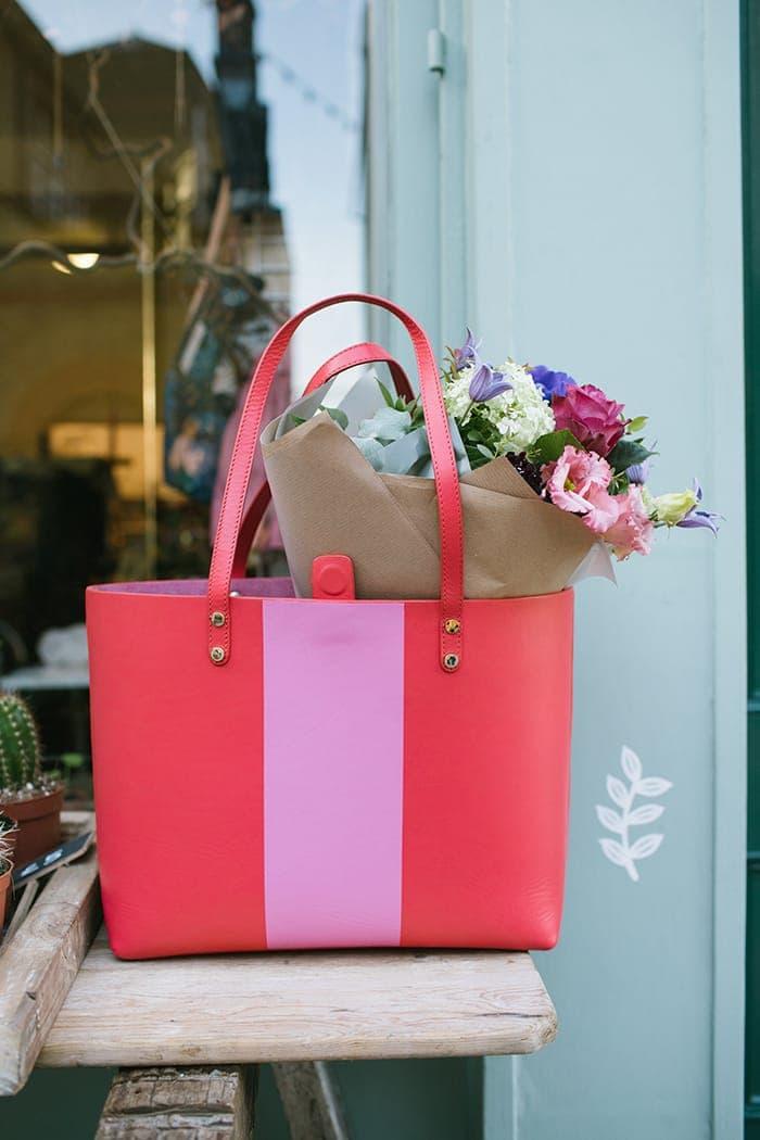 Tasche Blumenladen