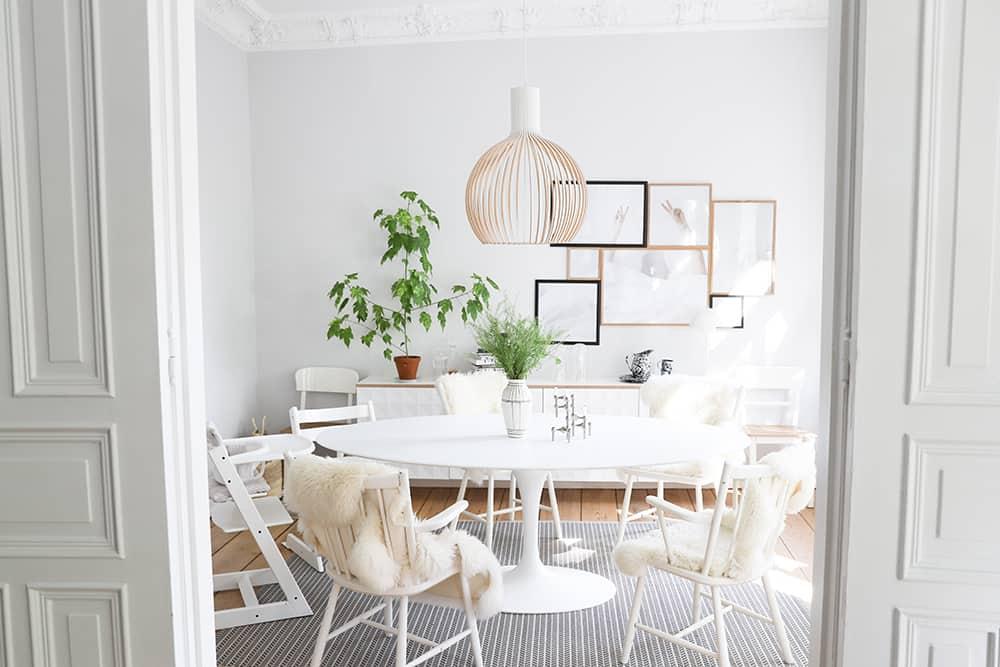 Einen Weißen, Sauteuren Tisch Für Unser Neues Esszimmer Zu Kaufen. Mit Zwei  Kleinen Kindern. U201eDas Ist Nicht Dein Ernst, Oder?