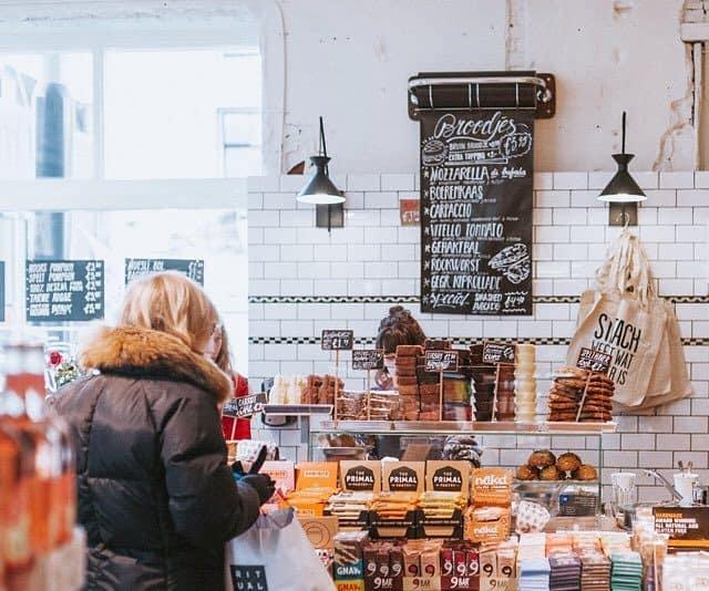 Wo es sich besonders schn einkaufen und lecker essen lssthellip