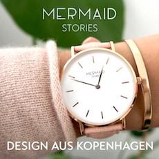 Mermaid Uhren