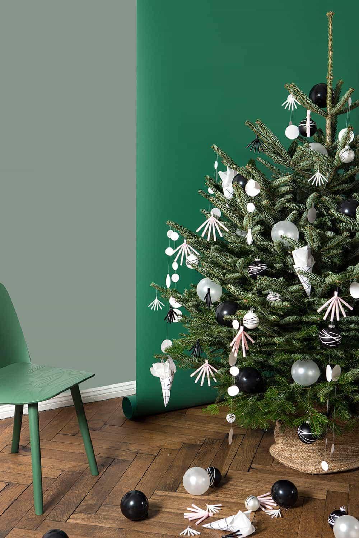 Weihnachten an einem Tag organisieren – heute gibt es Bäume ...