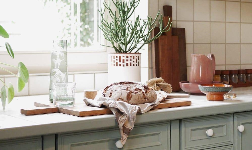 Stylistin Franziska Stremming Renoviert Ihr Neues Haus. Heute Zeigt Sie Uns  Ihre Frisch Lackierte Küche Und Supertricks. Und Sie Schwärmt Davon, Wie  Stolz ...