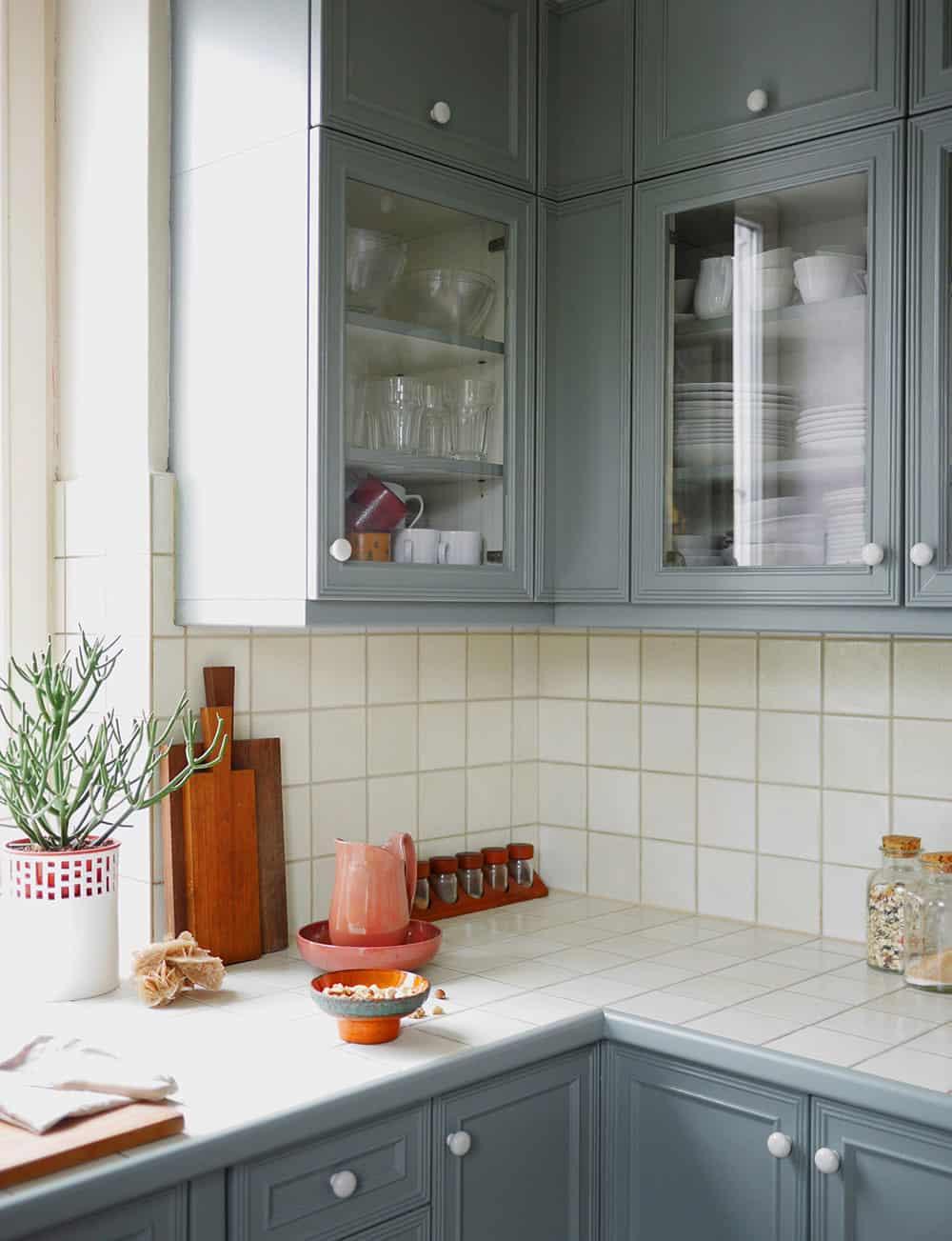 Küche Lackieren stylistin franziska stremming renoviert ihr neues haus heute zeigt