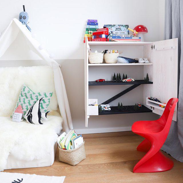 Wie man ein Kinderzimmer mit etwas hbscher Wandfarbe und einhellip