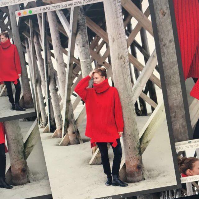 Meine Freundin marlenesoerensen arbeitet gerade am zweiten Teil ihres Modebuchshellip