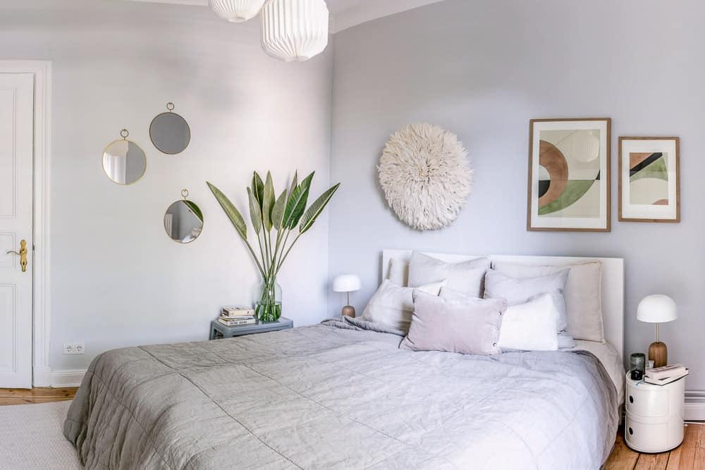 Unser neues Schlafzimmer. Inklusive Aufwachlicht von Philips Hue und ...