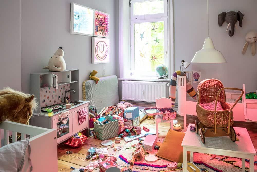 Unser Kinderzimmer Ist Jetzt Eine Disco Dank Der Philips