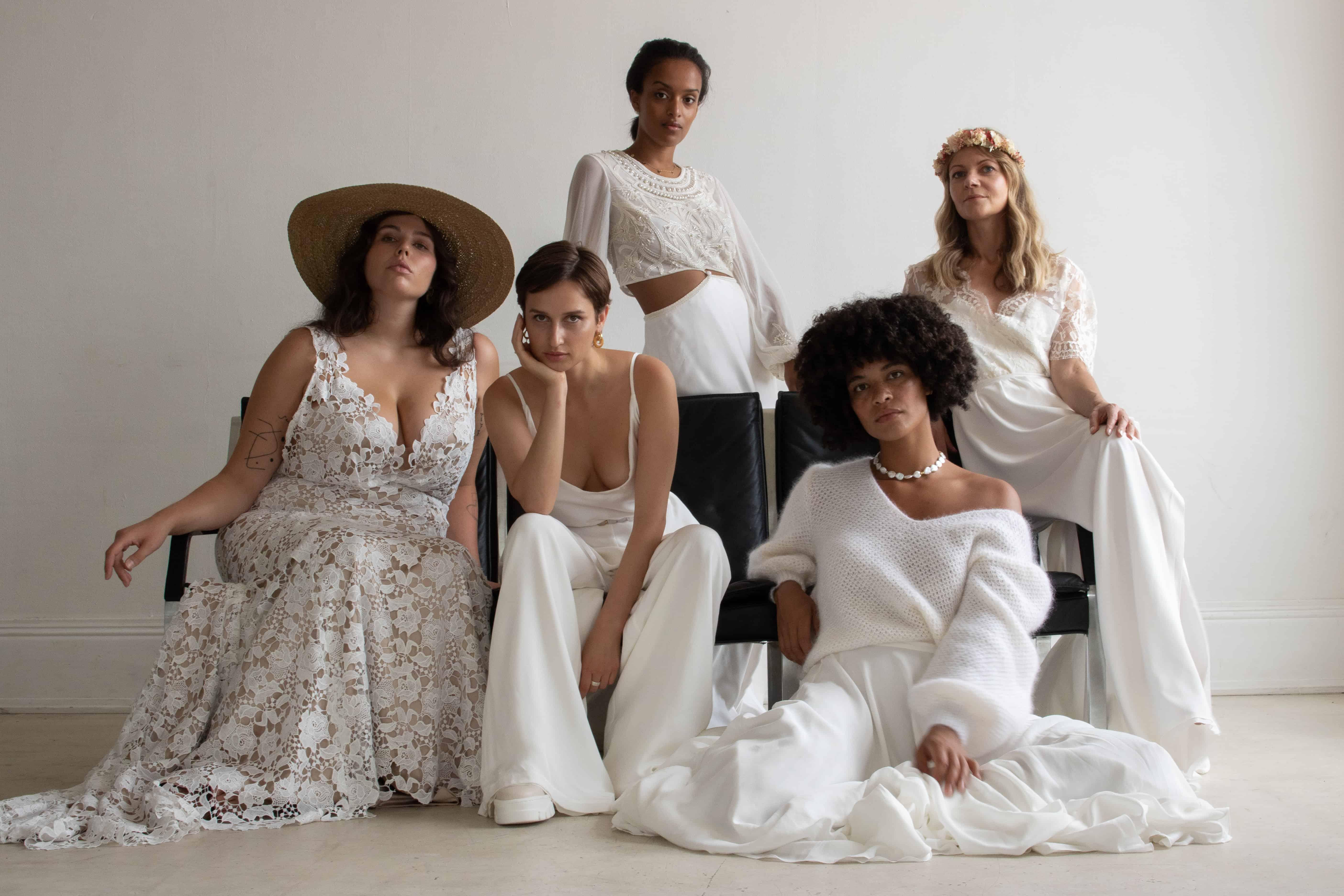 Diese beiden Frauen revolutionieren die Brautmodebranche – mehr